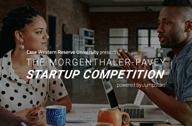 Morgenthaler-Pavey Startup Competition