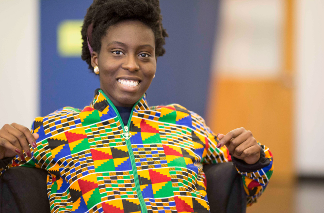 Chioma Onukwuire Is Making Authentic African Fashion More Accessible