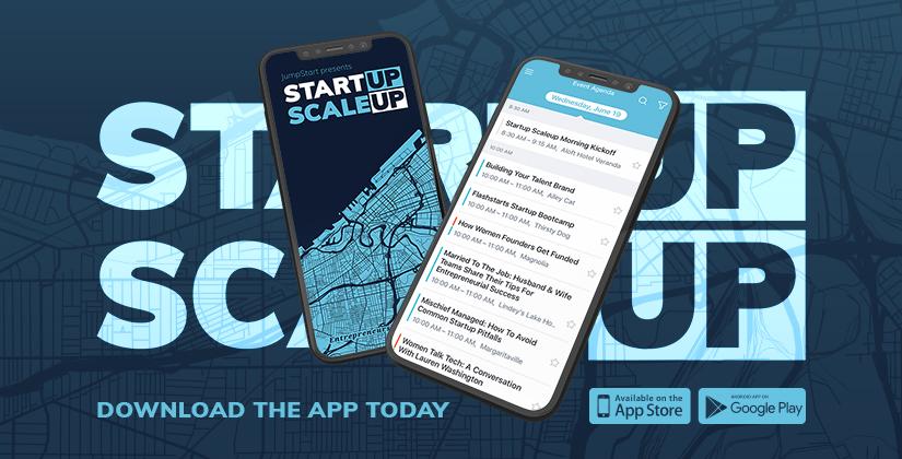 Startup Scaleup App
