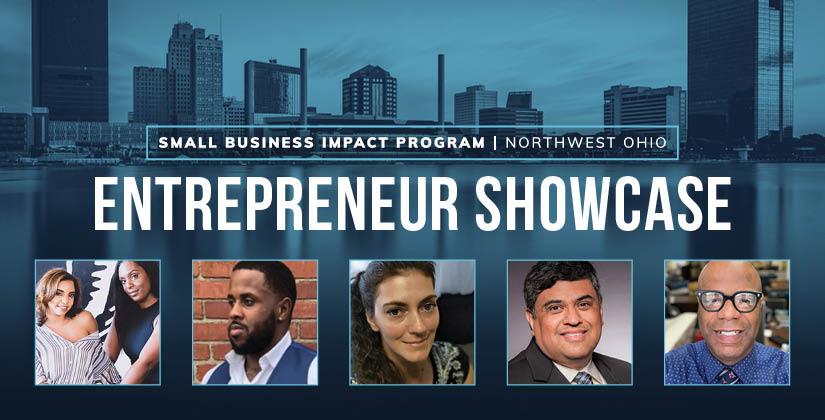 2021 Spring Entrepreneur Showcase - Northwest Ohio